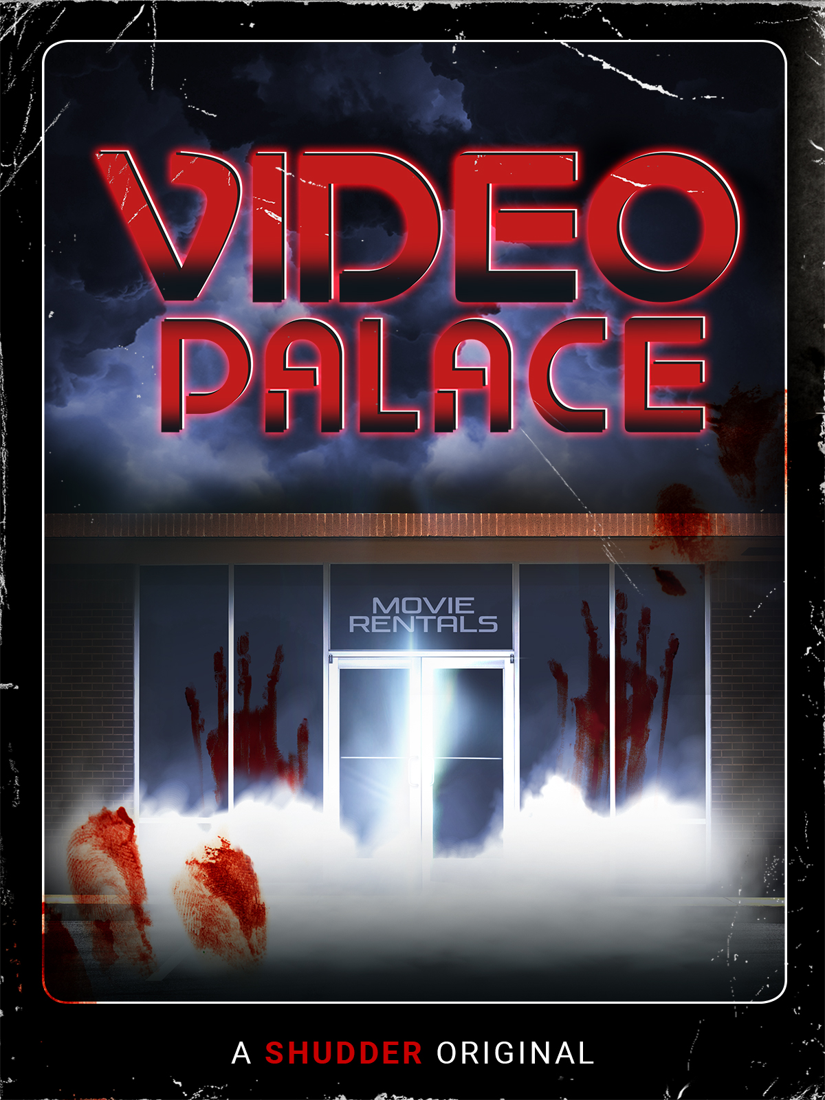 Video Palace - Poster Art